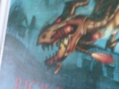 its a dragon