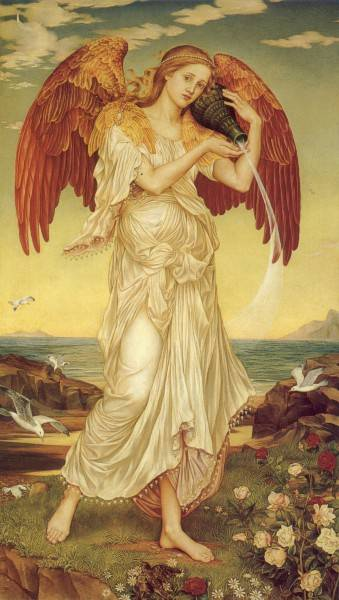 Eos, Greek Goddess of Dawn